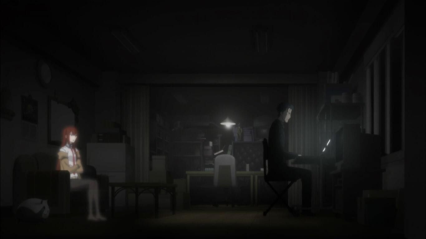 Steins;Gate 0 - Opinião Episódio 9 Raciocínio de Kurisu