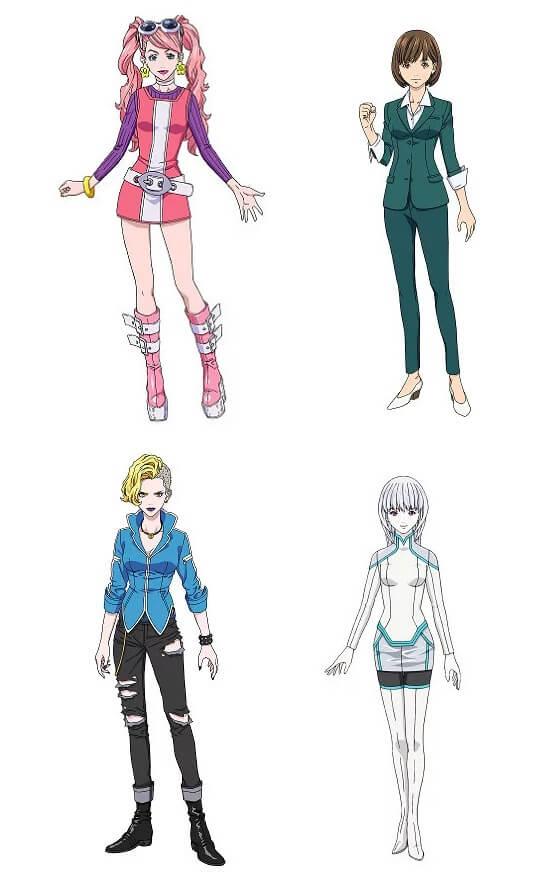 Double Decker - Anime revela Temporada de Estreia