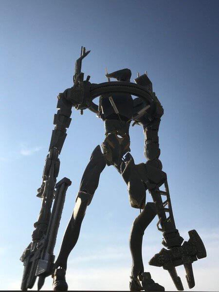 Evangelion: 3.0+1.0 revela Unit 08 e Equipa Técnica