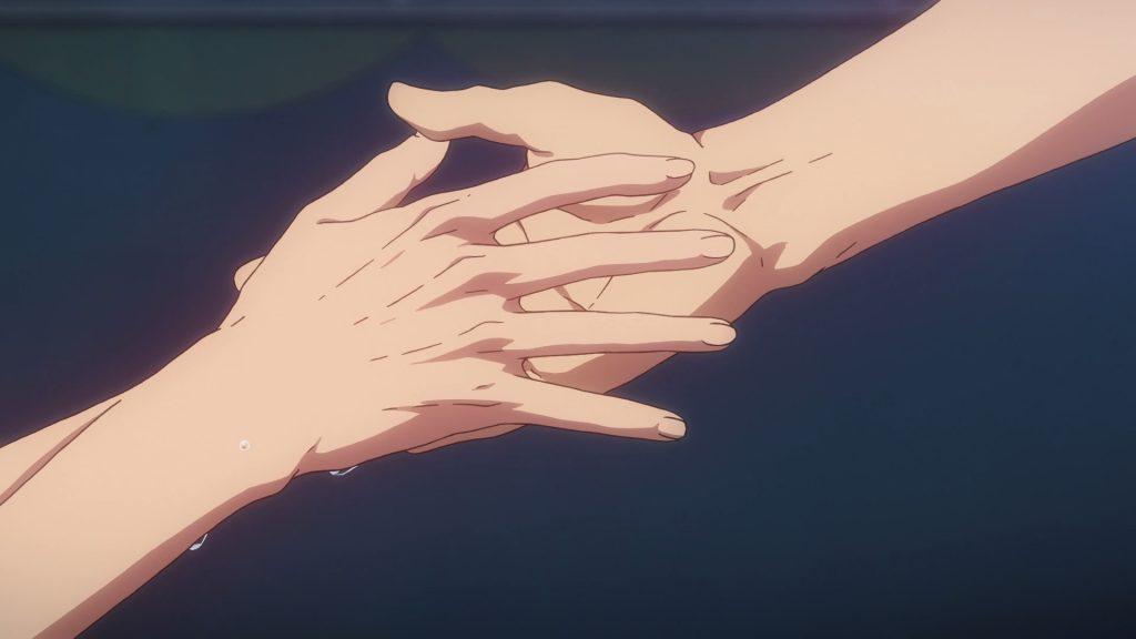Free!: Dive to the Future - Primeiras impressões - Haru x Makoto