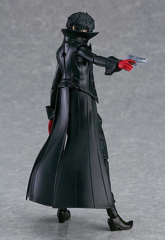 Joker com o Morgana da Figma pela Max Factory - Persona 5