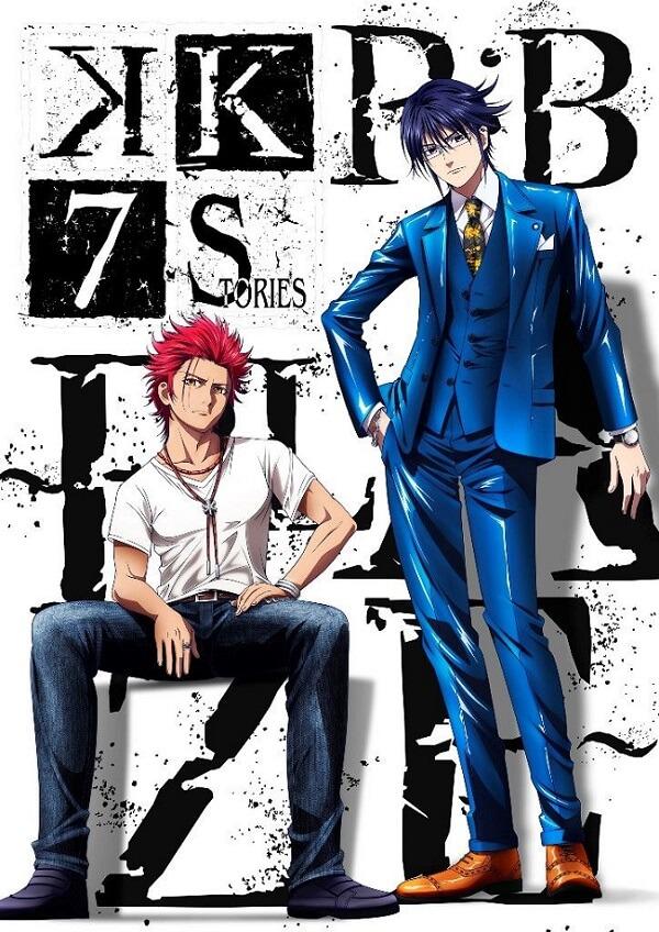 K Seven Stories - Primeiro Filme Inspira Manga