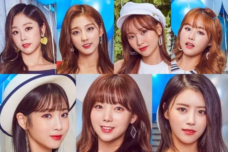 Kpop - Grupos que Regressam Kpop - Grupos que Regressam em Julho 2018Julho 2018