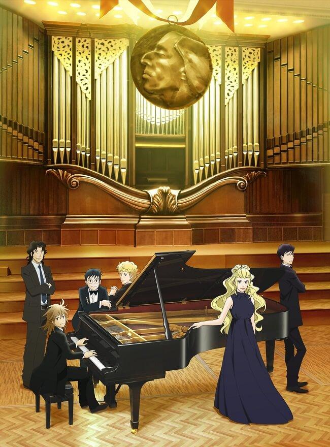 Piano no Mori - Anime vai receber Segunda Temporada | Piano no Mori - Segunda Temporada Anime revela Estreia