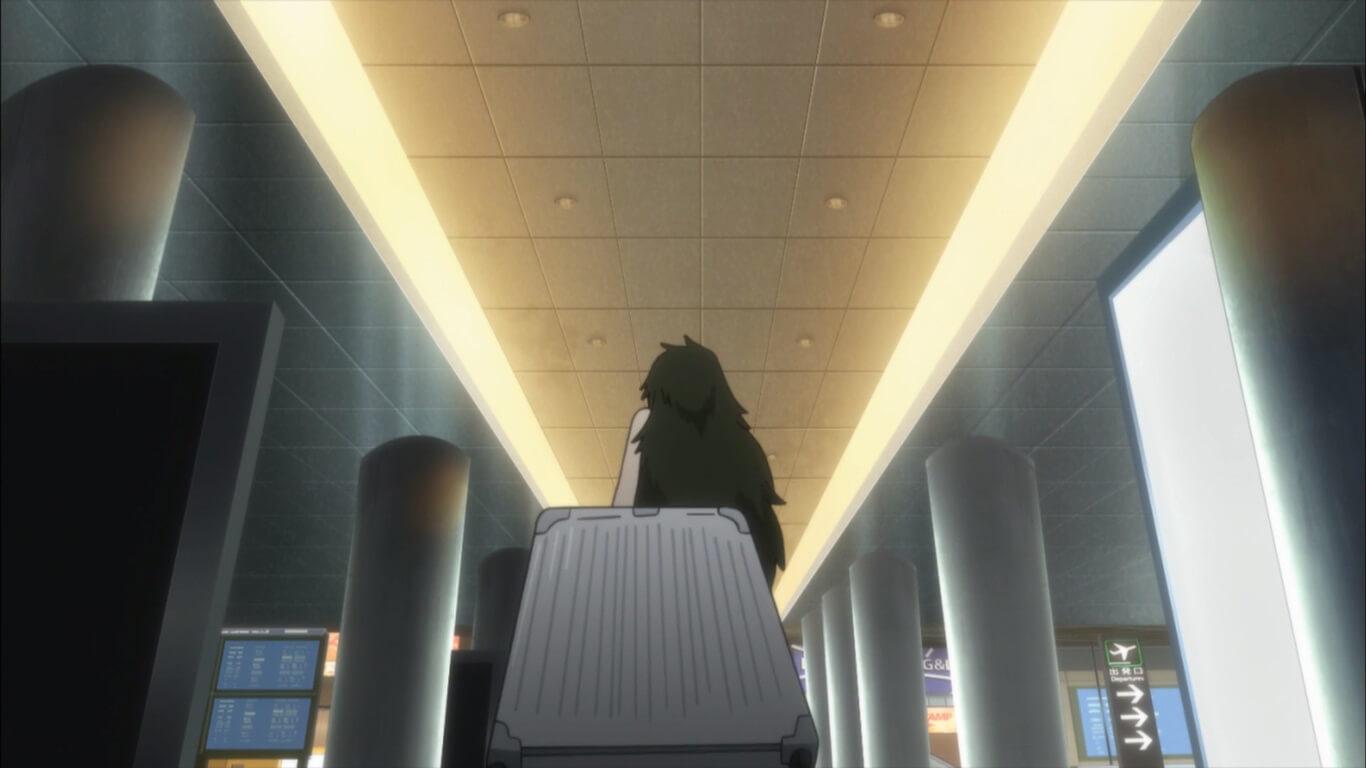 Steins;Gate 0 - Opinião Episódio 14 maho viajem