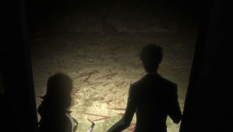 Steins;Gate 0 - Opinião Episódio 13 Quarto onde Kagari esteve presa