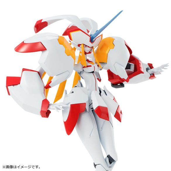 Strelizia de Darling in the FranXX pela Robot Damashii – Bandai