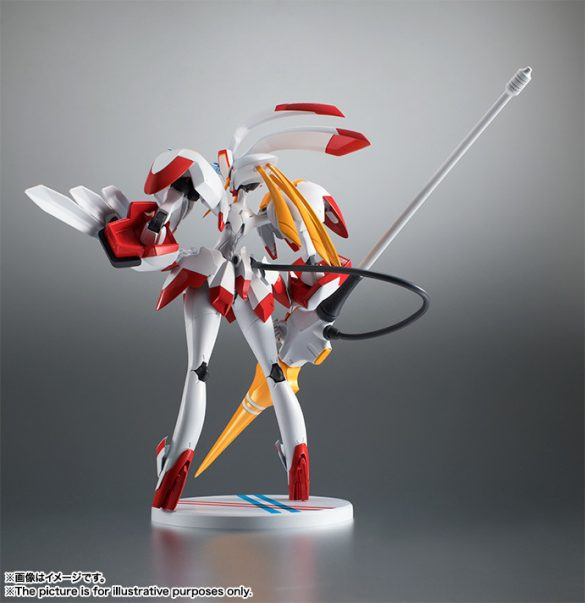 Strelizia de Darling in the FranXX pela Robot Damashii