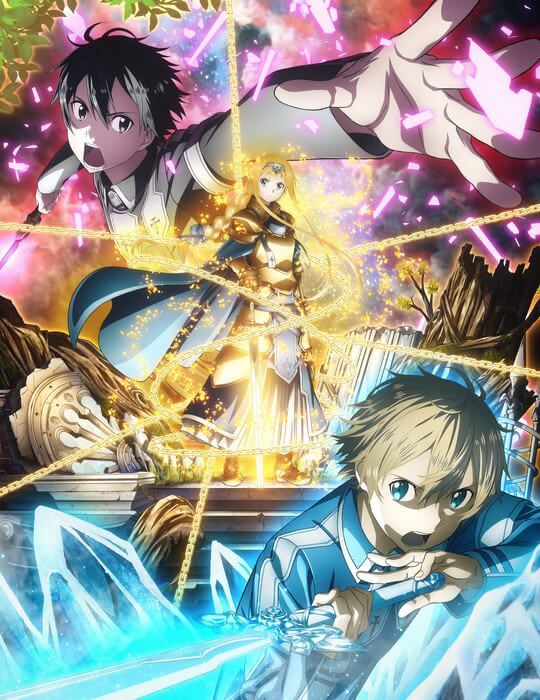 Sword Art Online: Alicization revela Novo Trailer