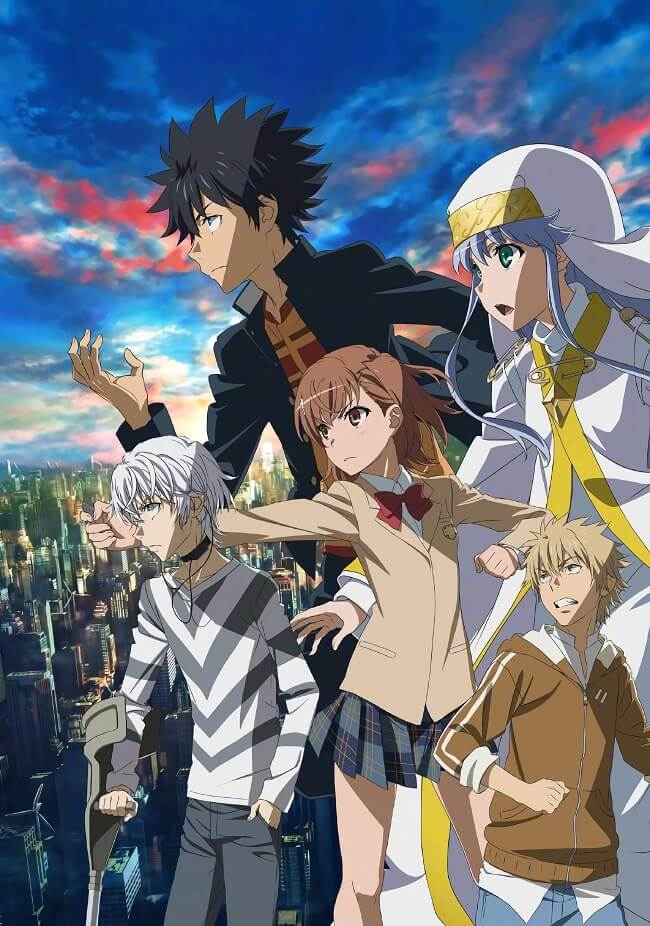 Toaru Majutsu no Index Terceira Temporada revela Teaser | Toaru Majutsu no Index Terceira Temporada revela Dia de Estreia | Toaru Majutsu no Index Terceira Temporada revela Trailer