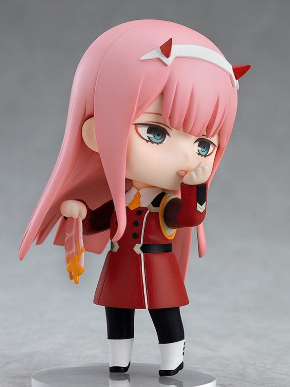 Zero Two Nendoroid anunciada pela Good Smile Company