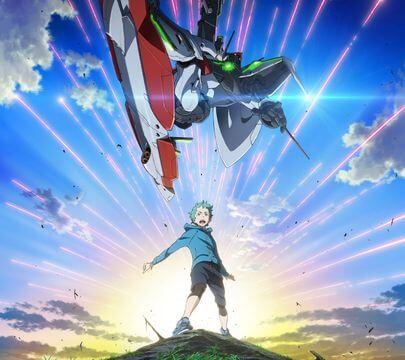 Lista Animes Primavera 2012 - Eureka Seven Astral Ocean