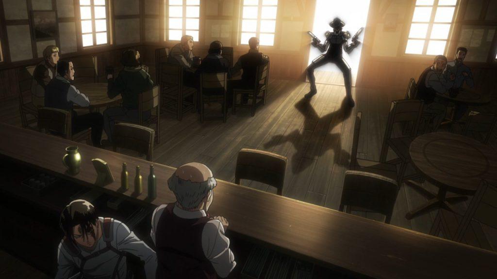 Attack on Titan 3 Episódio 39 - Opinião   Kenny The Ripper
