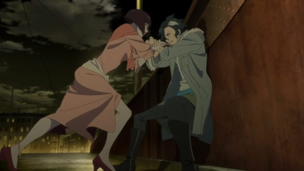 Tenrou Sirius the Jaeger - Agatha vs Yuliy
