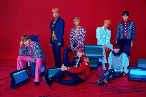 BTS irão promover Novo Álbum durante uma Semana