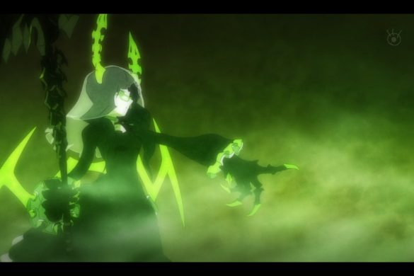 Anime Black Rock Shooter - Inverno 2012