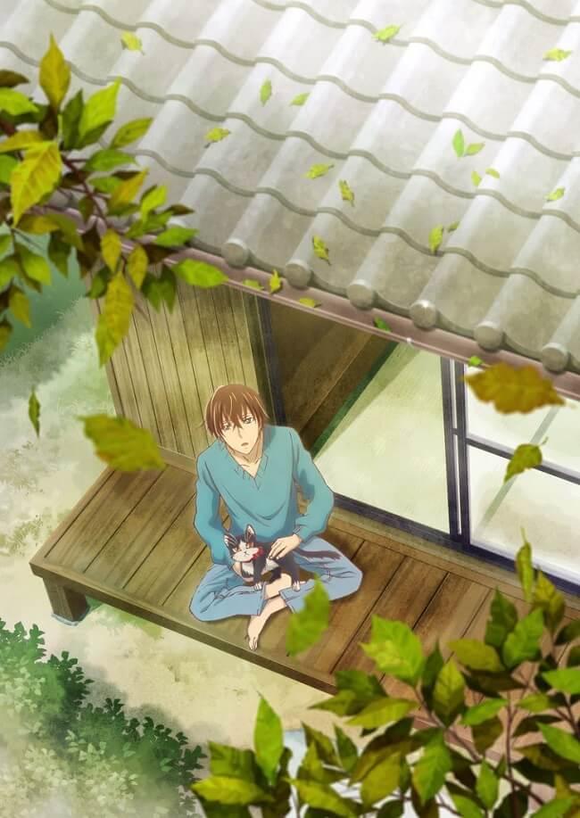 Doukyonin wa Hiza, Tokidoki, Atama no Ue vai receber Anime | Doukyonin wa Hiza, Tokidoki, Atama no Ue. Anime revela Trailer | Doukyonin wa Hiza, Tokidoki, Atama no Ue. Anime revela Trailer