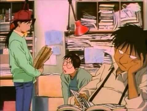 Indústria de Produção Anime Bate Recorde de Rendimento