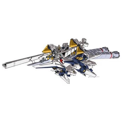 Gundam NT - Teaser revela Elenco e Estreia