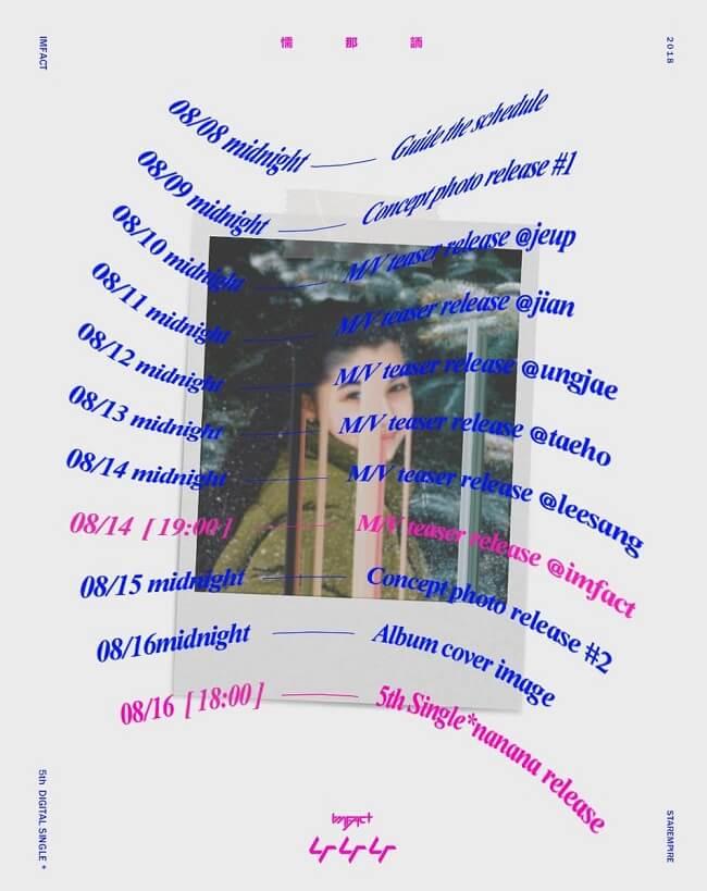 IMFACT anunciam Novo Single Digital