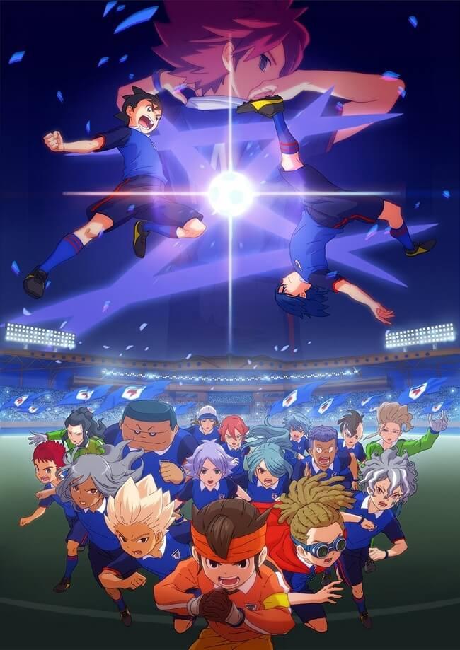 Inazuma Eleven Orion no Kokuin - Novo Anime Revelado