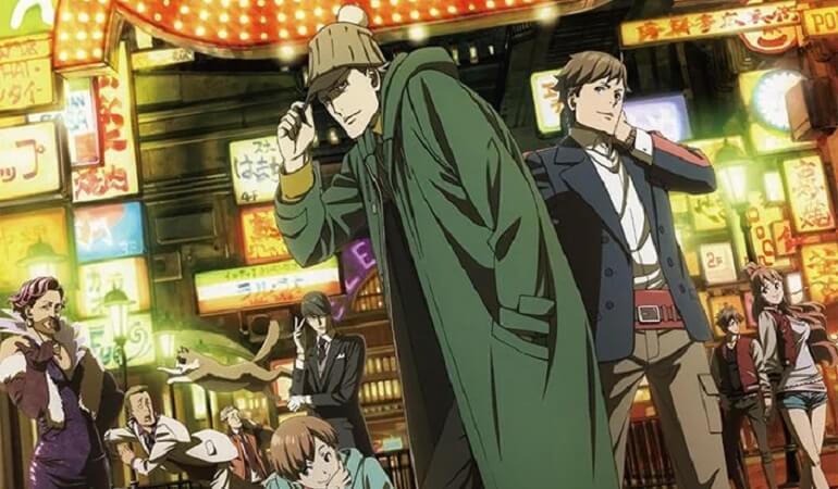 Production I.G cria Anime Original - Kabuki-chō no Yatsu