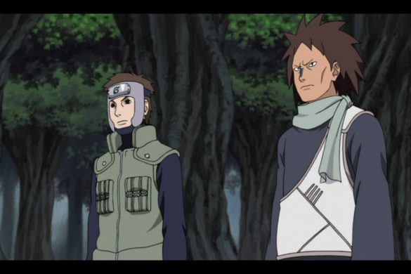 Naruto Shippuden 243 - Land Ahoy Is this the Paradise Island