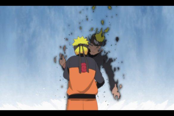 Naruto Shippuden Episódio 245 - The Next Challenge! Naruto vs. The Nine Tails