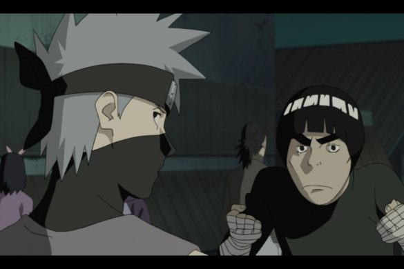 Naruto Shippuden 248 - Kakashi & Maito Gai