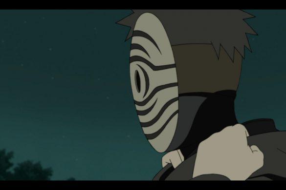 Naruto Shippuden 248 - Tobi