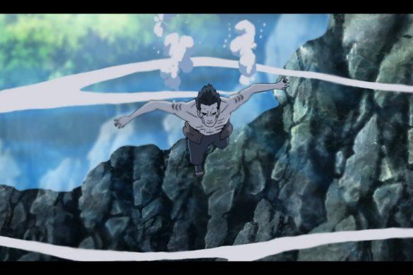 Naruto Shippuden 250 - Battle in Paradise Odd Beast vs The Monster | Análise