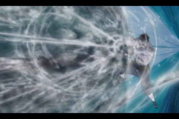 Naruto Shippuden 250 - Maito Gai vs Kisame Hoshigaki