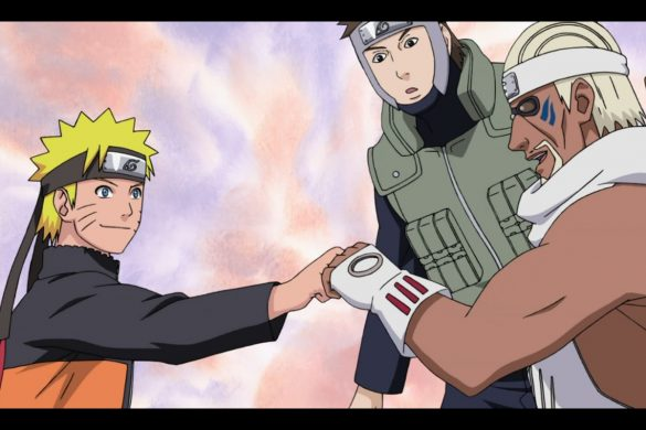 Naruto Shippuden Episódio 250 - Battle in Paradise Odd Beast vs The Monster