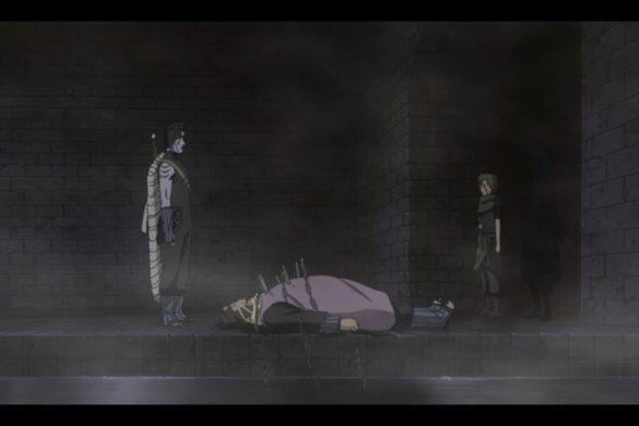 Naruto Shippuden Episódio 251 - The Man Named Kisame