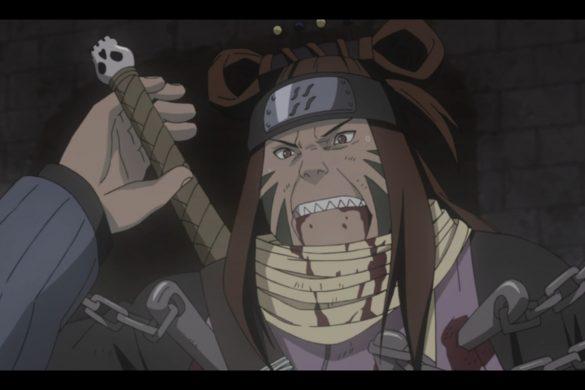 Naruto Shippuden 251 - The Man Named Kisame