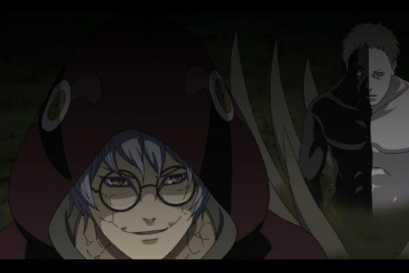 Naruto Shippuden Episódio 254 - The Super Secret S-Rank Mission