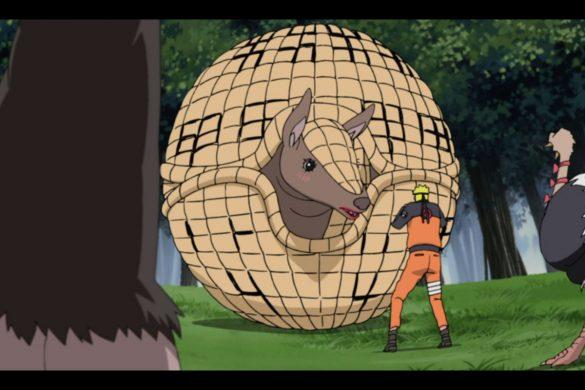 Naruto Shippuden 254 - The Super Secret S-Rank Mission