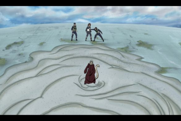 Naruto Shippuden 255 - The Artist Returns