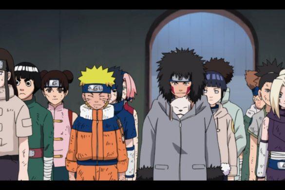 Naruto Shippuden 258 - Rivals