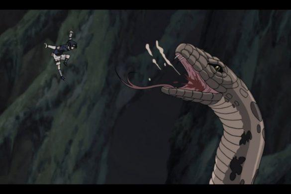 Naruto Shippuden Episódio 258 - Rivals