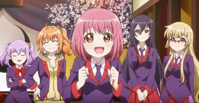 Release the Spyce - Anime Original revela Segundo Vídeo Promo