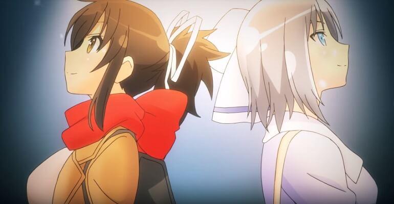 [Top 10] - Animes que Estão Começando a Bombar na Line-Up Outono 2018 Senran-Kagura-segunda-tempora-PV1-destaque
