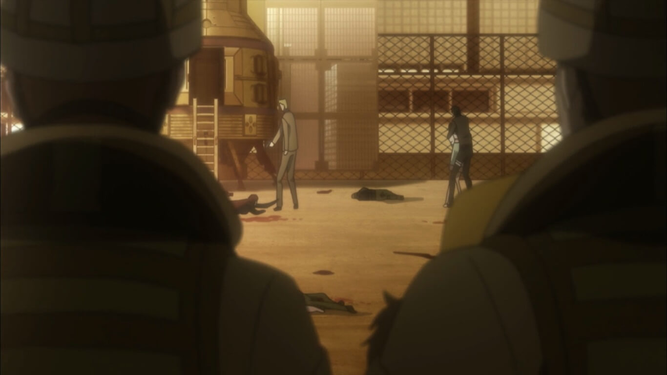 Steins;Gate 0 - Opinião Episódio 18 Alexis dispara contra Kagari