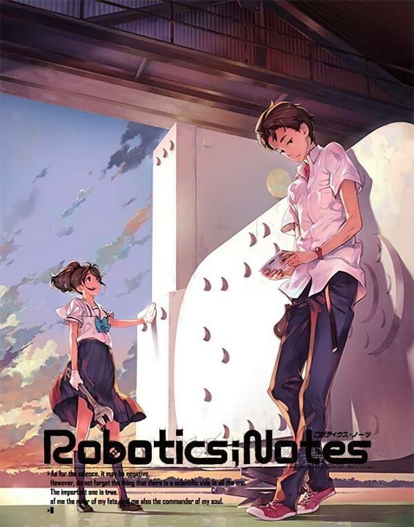 Robotics;Notes DaSH - Jogo Sequela revela Data Lançamento