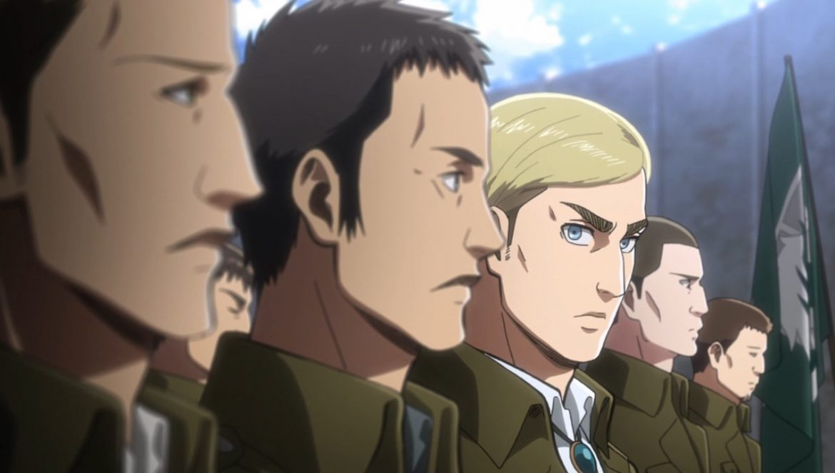 Attack on Titan 3 Episódio 40 - Erwin Smith