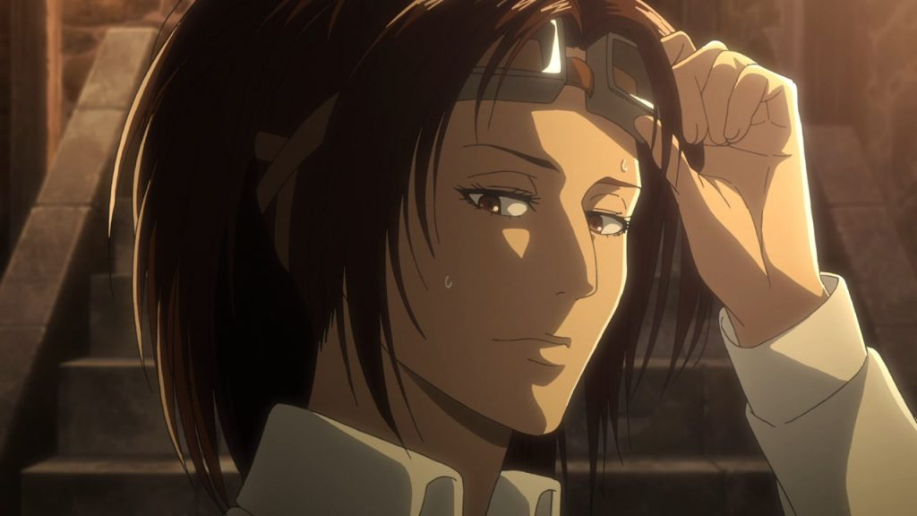 Attack on Titan 3 Episódio 40 - Hange Zoe