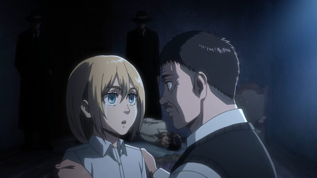 Attack on Titan 3 Episódio 40 - Historia & Rod Reiss