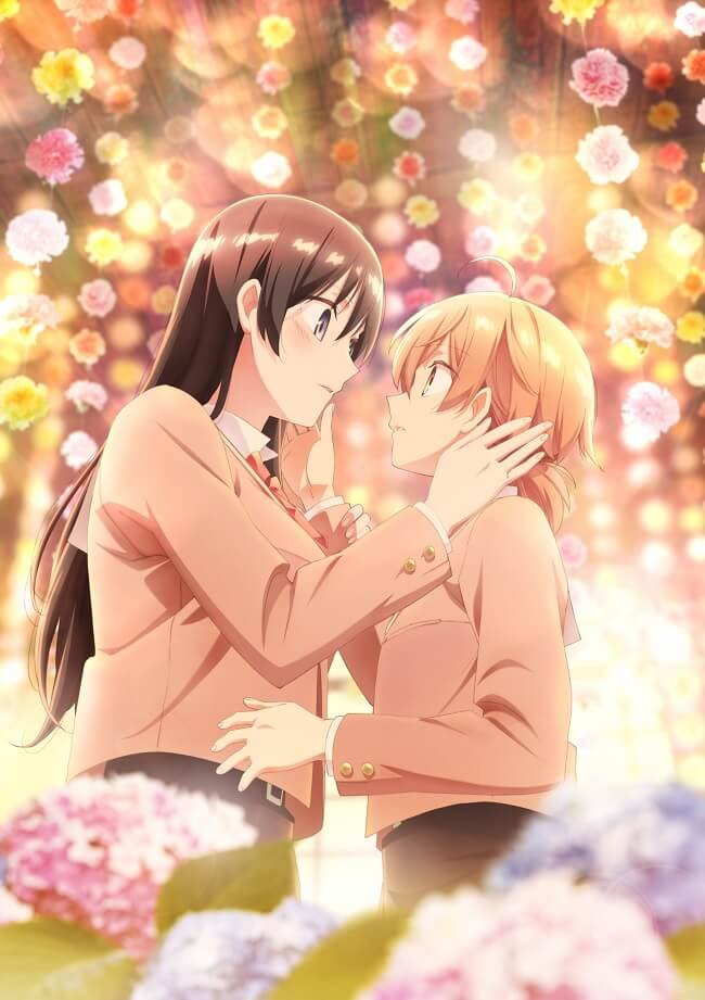 Bloom Into You - Anime revela Data de Estreia
