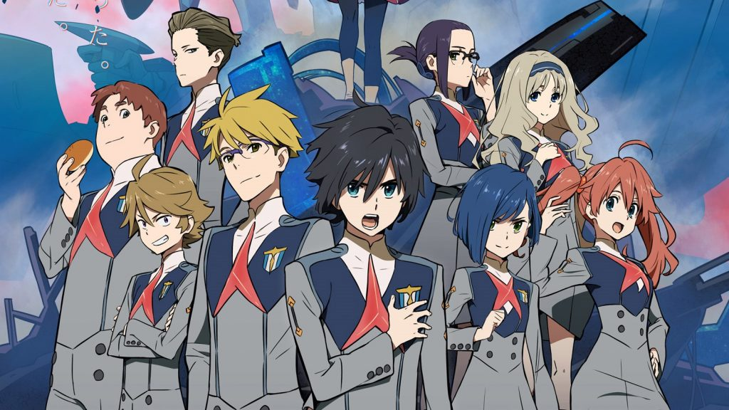 Darling in the FranXX - Análise