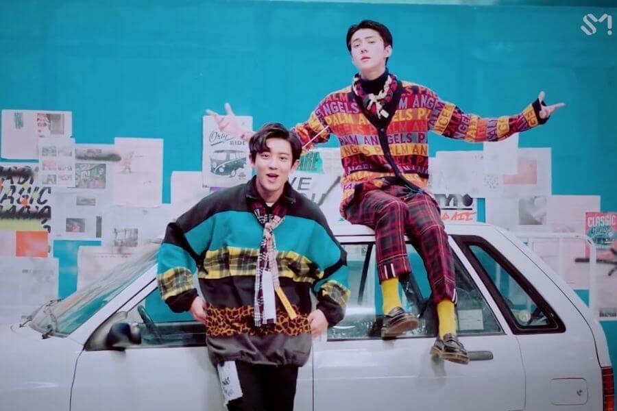 Música Sehun e Chanyeol dos EXO no topo do iTunes Charts Worldwide